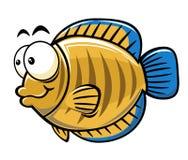 kreskówki ryba Zdjęcia Stock