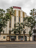 Kress Building Hollywood Royalty Free Stock Photo