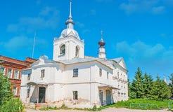 Kresto-Nikolskaya Church in Suzdal Royalty Free Stock Photo
