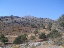 Kreta风景 库存图片