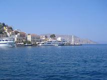 Kreta风景 免版税库存图片