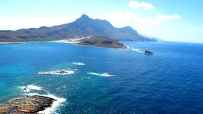 Kreta royalty-vrije stock foto's