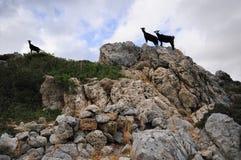 Kreta Stock Foto