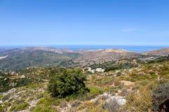 Kreta. Lizenzfreie Stockfotos