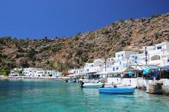 Kreta Stock Foto's