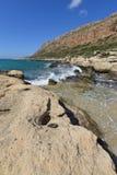 Kreta, Balos Stock Fotografie