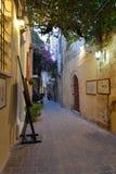Kreta Chania Royaltyfri Foto