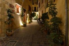 Kreta, Chania Stock Fotografie