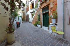 Kreta, Chania Lizenzfreies Stockfoto