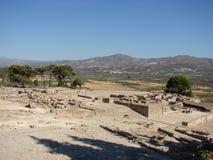Kreta - Fest lizenzfreie stockfotografie