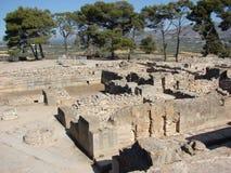 Kreta - Fest lizenzfreies stockfoto