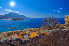 Kreta, Griekenland Royalty-vrije Stock Foto's