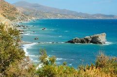 Kreta, Griekenland Stock Afbeeldingen