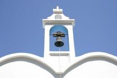 Kreta/Klokketoren stock fotografie