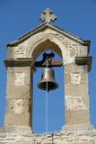Kreta kyrkliga Klocka Royaltyfria Bilder