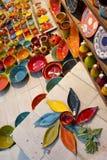 Kretenzisch aardewerk Stock Fotografie