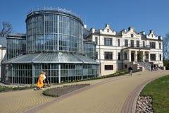 Kretingamuseum, Litouwen royalty-vrije stock fotografie