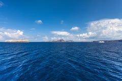 Kretisches Meer in Griechenland Lizenzfreie Stockfotografie