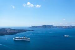 Kretisches Meer in Griechenland Lizenzfreie Stockbilder