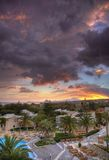 krety wschód słońca Zdjęcie Royalty Free