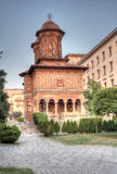 Kretzulescu Church in Bucharest Stock Images