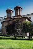 Kretzulescu Church In Bucharest, Romania royalty free stock photos
