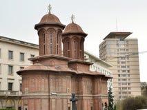 Kretzulescu Church Stock Photo