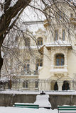 Kretzulescu Palace Royalty Free Stock Photos