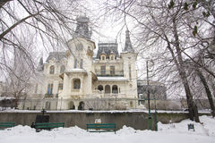 Kretzulescu Palace Stock Photo