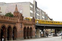 Kreuzberg Берлин Стоковое фото RF