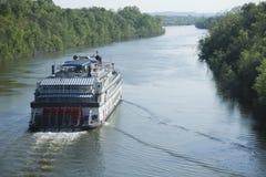 Kreuzen der Cumberland River stockfotografie