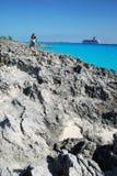 Kreuzen in Karibischen Meeren Lizenzfreie Stockfotografie