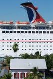 Kreuzen in Key West Lizenzfreies Stockbild