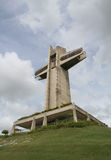 Kreuzen Sie bei Ponce Puerto Rico Lizenzfreies Stockfoto