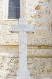 Kreuzen Sie, Karwoche in Spanien, Bilder von Jungfrauen und von Darstellungen Lizenzfreies Stockfoto