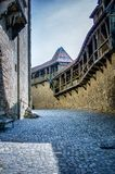 Kreuzenstein Castle in Austria Stock Photos