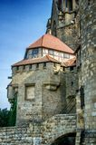 Kreuzenstein Castle in Austria Royalty Free Stock Image