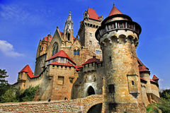 Kreuzenstein castle Royalty Free Stock Photos
