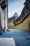 Kreuzenstein kasztel w Austria Zdjęcia Stock
