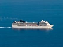 Kreuzer - adriatisches Meer lizenzfreie stockbilder