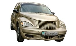 Kreuzer Chryslers Pint lizenzfreie stockfotos
