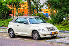 Kreuzer Chryslers Pint Lizenzfreies Stockfoto