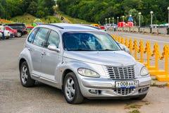 Kreuzer Chryslers Pint Stockbild