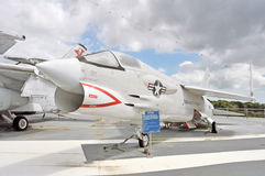 Kreuzfahrer F-8 Lizenzfreies Stockbild