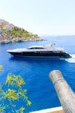 Kreuzfahrtreise - Griechenland-Insel Stockbilder
