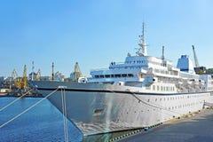 Kreuzfahrtreiseschiff Stockfotografie