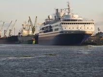 Kreuzfahrtschiff Royalty Free Stock Photo