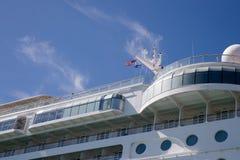 Kreuzfahrtschiff-Disney-Magie bei Key West, Florida lizenzfreie stockfotografie