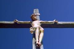 Kreuzigung Stockbilder