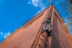 Kreuzkirche - Cross Church, Berlin, Germany Royalty Free Stock Photography